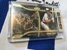 Robin Yount Auto GOLD Ink 25 2016 Topps Tier One Prime Performers Autograph