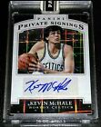 2017 Panini NBA Finals Private Signings Basketball Cards 15