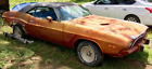 1974 Dodge Challenger Rallye Clone 1974 Dodge Challenger Rallye Clone Rolling Body Solid Project Car