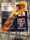 1992 David Justice starting lineup Baseball figure card toy Atlanta Braves Dave