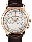 Vacheron Constantin  Patrimony Chronograph 18k Rose Gold Watch  Box/Papers 47192