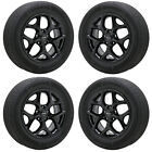 18 CHRYSLER PACIFICA GLOSS BLACK WHEELS RIMS TIRES FACTORY OEM SET 4 2593