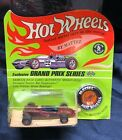 1969 Hot Wheels Lotus Turbine Red Blister Pack Unpunched Excellent Condition