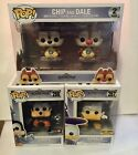 Funko Pop Kingdom Hearts Chip Dale Exclusive Hot Topic Donald Gamestop Goofy