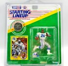 Starting Lineup 1991 BARRY SANDERS Detroit Lions Action Figure & Coin Team NFL