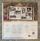 New Creative Memories 12 x 12 Sealed Retired WHITE PAGES Old Style 15 Pages