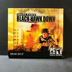 Delta Force: Black Hawk Down (PC Games, 2003) with Case