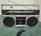 Vintage Panasonic RX-5080 Boombox Ghetto Blaster ( FULLY WORKING