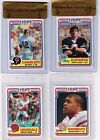 1984 Topps USFL Complete set, beautiful, Young RC 7.5, Kelly 8, all grade worthy