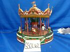 Lemax Village Collection Santa Carousel #34682 As-Is SS0062