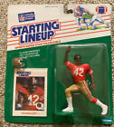 Starting Lineup Ronnie Lott 1988 San Francisco 49ers 1st Kenner Sealed RC