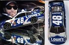 JIMMIE JOHNSON 2015 LOWES 1 24 SCALE ACTION NASCAR DIECAST