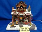 Lemax Village Collection Santa's Workshop #35558 As-Is SS0092