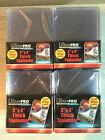 4- Ultra Pro (25ct) 100pt 3x4 Toploaders top loaders New in package