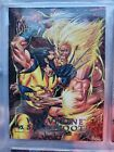 1992 Marvel Masterpiece Entire Card Set Wolverine Vs Sabertooth and the Rest