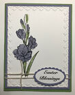 Stampin Up Floral Easter Blessings Card Kit