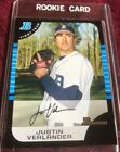 Justin Verlander Cards, Rookie Cards and Autograph Memorabilia Guide 31