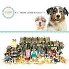 SAVANNA SHOPS Dog Nativity Australian Shepherd Gifts Nativity Sets Dog Lover