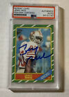 1986 Topps Reprint Jerry Rice AUTOGRAPH PSA DNA Authentic Certified 49ers