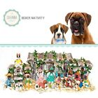 SAVANNASHOS Dog Nativity Boxer Gifts Nativity Sets Dog Lover Gifts