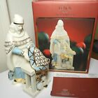 Lenox First Blessing Nativity RUG SELLER New in Box