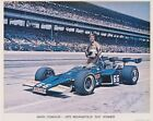 1972 Indianapolis 500 Winner MARK DONOHUE Signed Indy Auto Race Driver 8X10