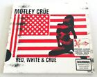 Motley Crue - Red, White & Crue - Rare 2005 Ltd Edition Pull Out Tray 18 Tk. CD