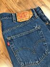 Vtg Levis 501 XX 38x305 Classic Straight Leg Button Fly Jeans tag42x34
