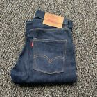 Vintage Levis 505 0217 Denim Pants 30x32 No Big E No Redline Made In USA XX NOS