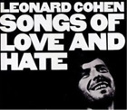 Leonard Cohen-Songs of Love and Hate (UK IMPORT) CD NEW