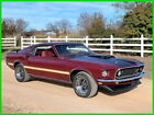 1969 Ford Mustang 1969 Mustang Mach 1, 390 Numbers Matching, 4 Speed 1969 Ford Mustang Mach1 Fastback, 390, 4 Speed, NO RESERVE