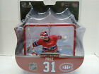 IMPORTS DRAGON NHL CAREY PRICE RED MONTREAL CANADIENS with GOALIE NET RARE
