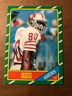 Rice, Rice, Baby! Top 10 Jerry Rice Football Cards 20