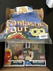 Ultimate Funko Pop Fantastic Four Figures Gallery & Checklist 33