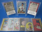 2016 Topps Heritage Baseball Variations Checklist, Guide and Gallery 108