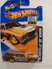 Hot Wheels 2012 Factory Set SUPER TREASURE HUNT 70 CHEVELLE SS WAGON