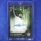2016 Topps Now #OS-5B: Kyle Schwarber (RC) Certified Autograph (093 199)