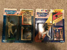 Ken Griffey Jr starting lineup Figures (2) In Box.  1992 AND 1993 Editions.