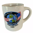 Kennedy Space Center Florada Collectable Challenger Coffee Cup Mug Astronauts