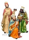 Three Wise Men 3 Kings Tres Los Reyes Magos Nativity 9 Inch Tall Home Decor