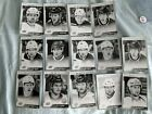 2017-18 Upper Deck Portraits Lot of 16 - Rantanen Sedin Rookies Forsberg Schwatz