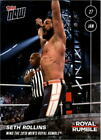2017 Topps Now WWE Trading Cards 22