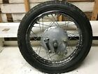 1977 Suzuki GT500 Rear Wheel Hub Brake Plate   GT 500