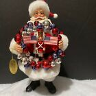Dept 56 Possible Dreams Santa 2019 Red White and Blue 6003855 Patriotic Figure