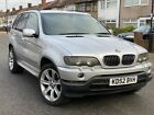 LARGER PHOTOS: BMW X5 3.0D SPORT  AUTOMATIC 5dr With full service history spare or repair