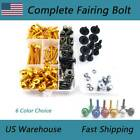 CNC Fairing Bolt Nuts Screws Mounting Fixing Fit For Suzuki GSX1400 01-07