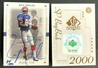2000 SP Authentic Football Cards 23