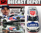 JIMMIE JOHNSON 2017 PATRIOTIC SPECIAL LOWES 1 24 ACTION