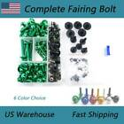 Alloy Motorcycle Fairing Bolt Bodywork CNC For Kawasaki GTR1400 2008