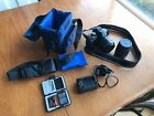 Used OLYMPUS E-420 KIT with 14-42mm Wide & 40-150mm telephoto lenses & Bag